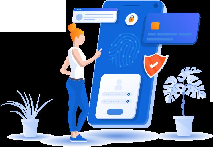 Cyberbezpieczeństwo smartech-it graphic