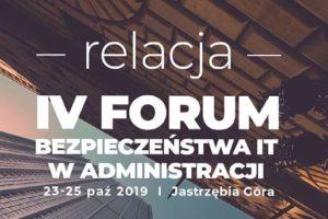 4 forum bezpieczeństwa w administracji